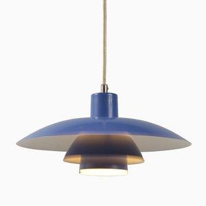 Lampe à Suspension PH4/3 par Poul Henningsen pour Louis Poulsen