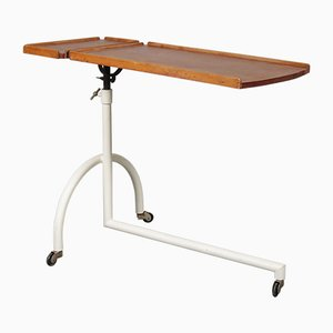 Mid-Century Bauhaus Trolley Table