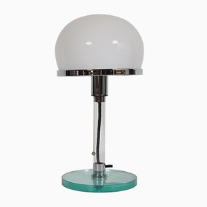 Bauhaus Tischlampe von Wilhelm Wagenfeld, 1980er