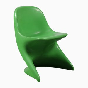 Casalino Children's Plastic Chair by Alexander Begge for Casala, 1970s