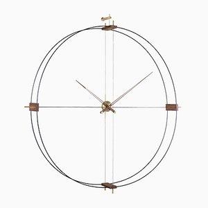 Delmori G Clock by Jose Maria Reina for NOMON