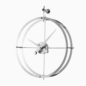2 Puntos i Clock by Jose Maria Reina for NOMON