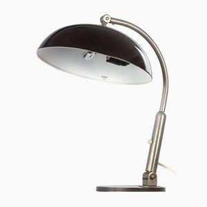 Modell 144 Tischlampe von H. Busquet für Hala, 1950er