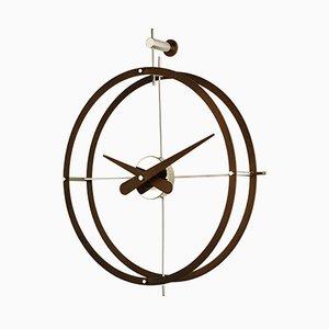 2 Puntos N Clock by Jose Maria Reina for NOMON