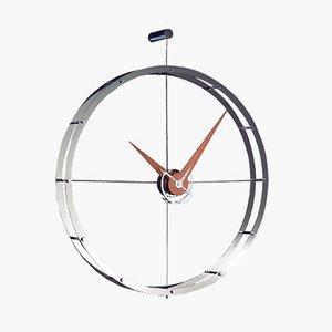 Reloj Doble O i Clock de Jose Maria Reina para NOMON