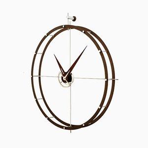 Horloge Doble O N par Jose Maria Reina pour NOMON