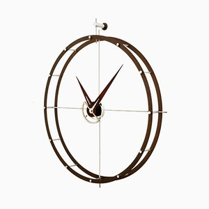 Doble O N Clock by Jose Maria Reina for NOMON