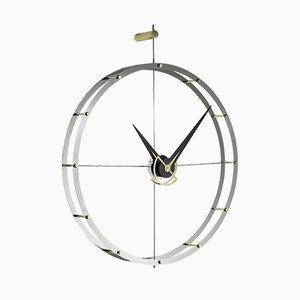 Doble O G Clock by Jose Maria Reina for NOMON