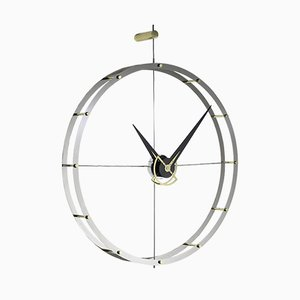 Doble O G Clock by Jose Maria Reina for NOMON
