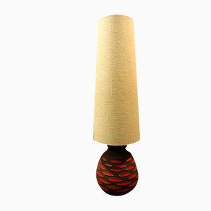 ES Keramiklampe, 1970er