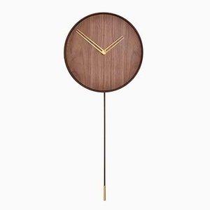 Swing G Clock by Jose Maria Reina for NOMON