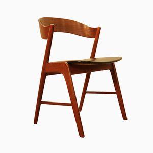 Chaise en Teck par Kai Kristiansen, 1960s
