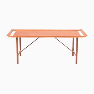 Table Basse Mid-Century par Peter Hvidt & Orla Mølgaard-Nielsen