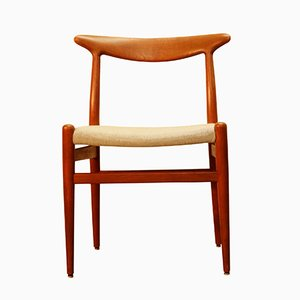 Danish Teak Chair by Hans Wegner, 1960s