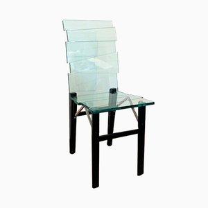Chaise Sculpturale par Luigi Serafini pour Tonelli, 1992