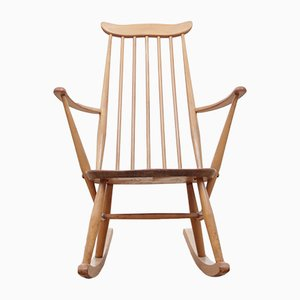 Rocking Chair Enfant Quaker 428 de Ercol, 1960s