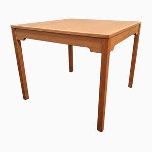 Vintage Tisch aus Eiche von Hans J. Wegner für Getama