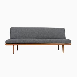 Vintage Minerva Sofa by Peter Hvidt & Orla Molgaard-Nielsen for France and Daverkosen