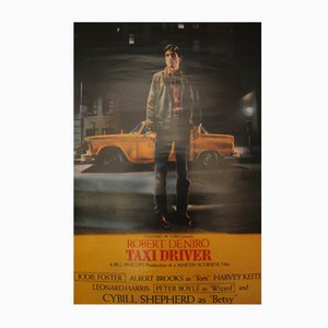 Taxi Driver Movie Poster, 1976