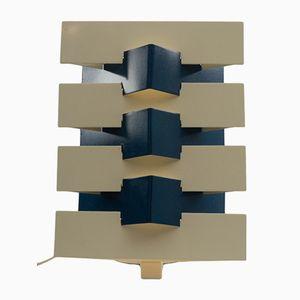 Geometrische Modell 7092 Wandlampe von J. J. M. Hoogervorst für Anvia, 1960er