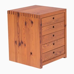 Pine Chest of Drawers by Ate Van Apeldoorn for Houtwerk Hattem, 1960s