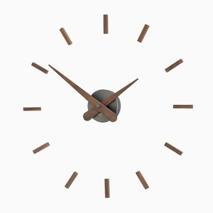 Sunset T Clock by Jose Maria Reina for NOMON