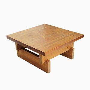 Table Basse Vintage en Pin