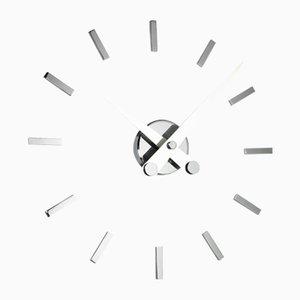 Puntos Suspensivos B 12ts Clock by Jose Maria Reina for NOMON