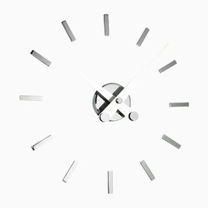 Puntos Suspensivos B 12ts Clock by Jose Maria Reina for NOMON