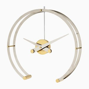 Omega G Clock by Jose Maria Reina for NOMON