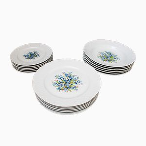 Vintage Bavarian Tableware Set, 1940