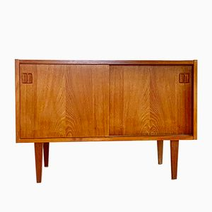 Danish Teak Sideboard by E.W. Bach for Sejling Skabe, 1960s