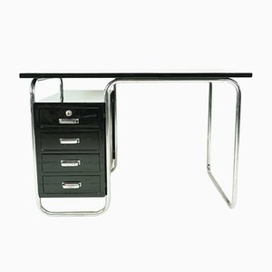 Bauhaus Desk by Rudolf Vichr, 1930s