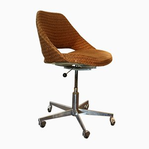 Vintage Swivel Shell Chair, 1960s
