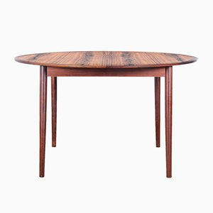 Danish Rosewood Dining Table, 1970s