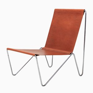 3350 Bachelor Lounge Chair by Verner Panton for Fritz Hansen, 1953