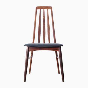 Eva Chairs by Niels Koefoed for Koefoeds Møbelfabrik, 1960s, Set of 8
