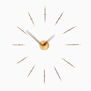 Mini Merlin G 12 Clock by Jose Maria Reina for NOMON