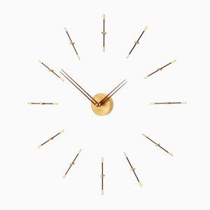 Mini Merlin G 12 Uhr von Jose Maria Reina für NOMON