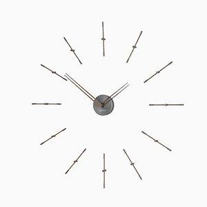 Horloge Mini Merlin T 12 par José Maria Reina pour NOMON