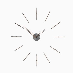 Orologio Mini Merlin T 12 di Jose Maria Reina per NOMON