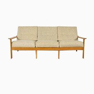 Vintage Scandinavian-Style Sofa