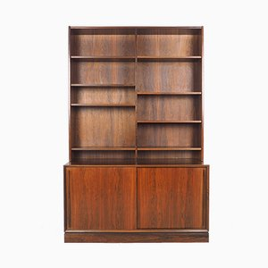 Rosewood Cabinet from H.P. Hansen, 1960s