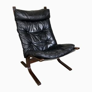 Siesta Lounge Chair by Ingmar Relling for Westnofa, 1960s