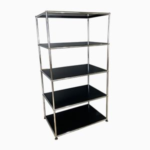 USM Shelving unit by Fritz Haller for USM Haller, 1980s