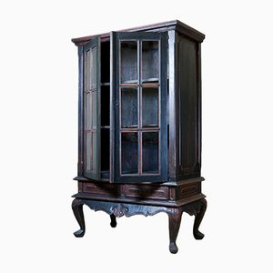 18th Century Continental Display Cabinet