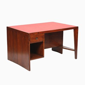 Executive Desk by Pierre Jeanneret, 1957