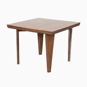 Viereckiger Tisch von Pierre Jeanneret, 1950er