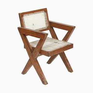 Armlehnstuhl von Pierre Jeanneret, 1960er