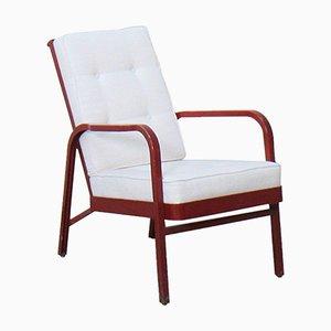Armchair by Jean Prouvé & Jules Leleu, 1930s